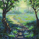 Paintings by Karen Ilari by Karen Ilari