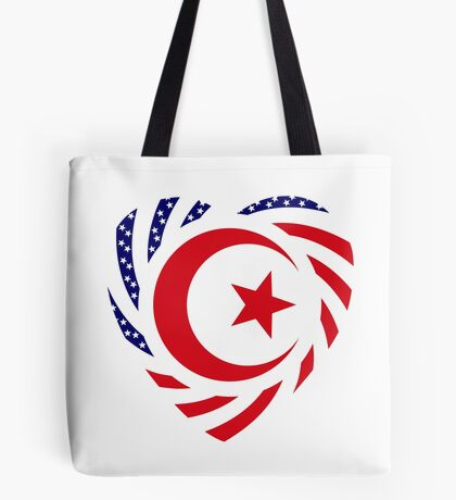 Muslim American Multinational Patriot Flag Series 2.0 Tote Bag