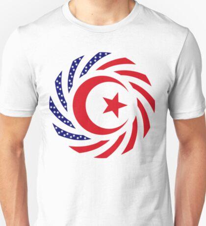 Muslim American Multinational Patriot Flag Series 1.0 T-Shirt