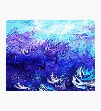 Abstract Ocean Fantasy IV Photographic Print
