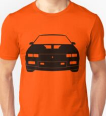Third Gen Chevy Camaro - BLACK Unisex T-Shirt
