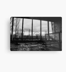 Lámina metálica Chernobyl