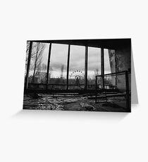 Chernobyl Greeting Card