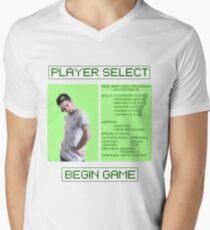 Jacksepticeye Player Select Screen Men's V-Neck T-Shirt