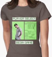 Jacksepticeye Player Select Screen Womens Fitted T-Shirt