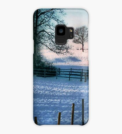 The Snow Fields Case/Skin for Samsung Galaxy