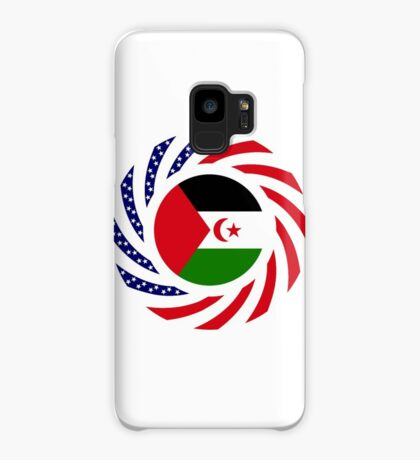 Sahrawi Arab Democratic Republic American Multinational Patriot Flag Series Case/Skin for Samsung Galaxy