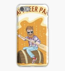 Craft Beer Party iPhone Case/Skin