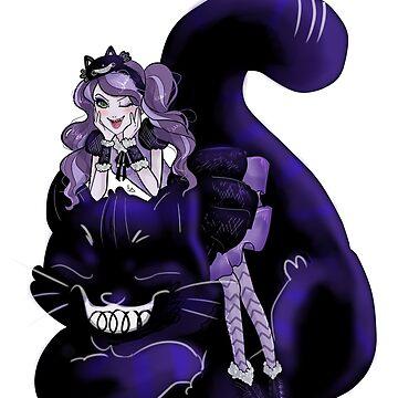 Kitty Cheshire by lupamannara36