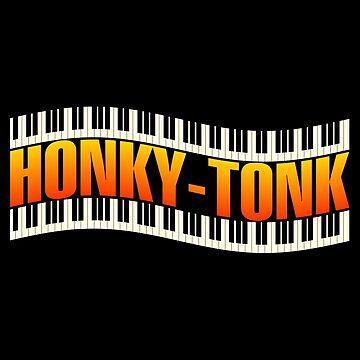 Honky Tonk & piano keyboards by adlirman