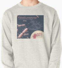 Klebsiella pneumoniae Pullover Sweatshirt