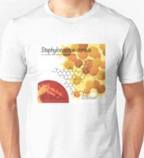 Staphylococcus aureus Unisex T-Shirt