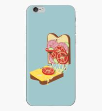 The accident iPhone Case
