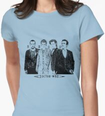Doctors Women's Fitted T-Shirt