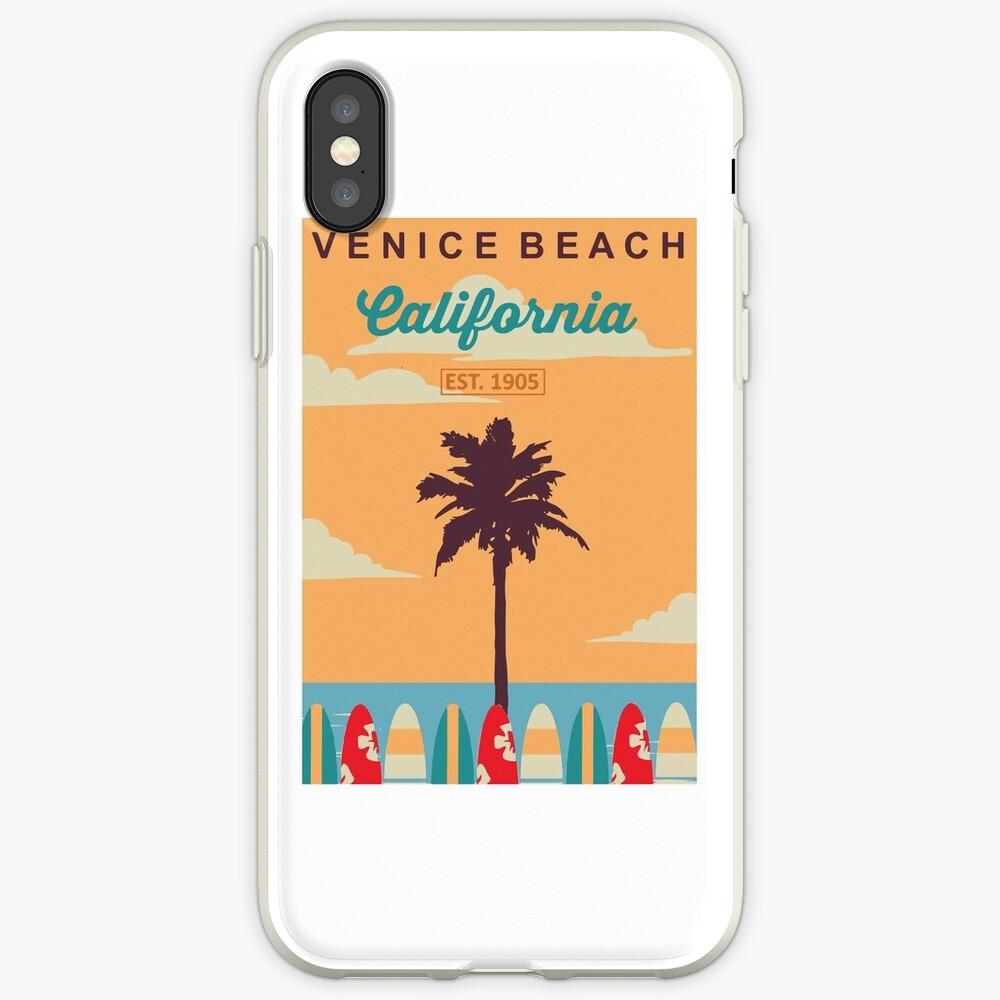 Venice Beach - Kalifornien. iPhone-Hülle & Cover