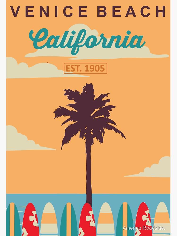 Venice Beach - Kalifornien. von ishore1