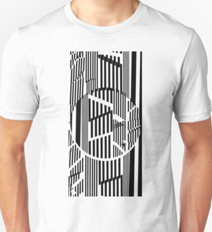 Stadt der Linien T-Shirt