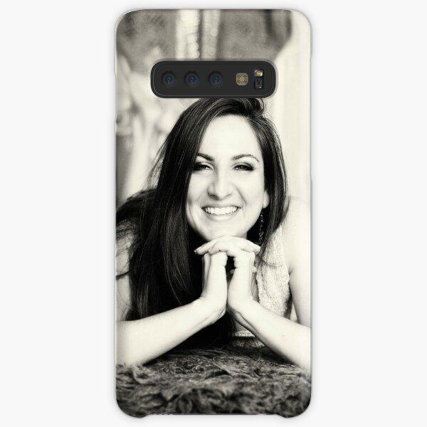 Keep Smiling... Samsung Galaxy Snap Case