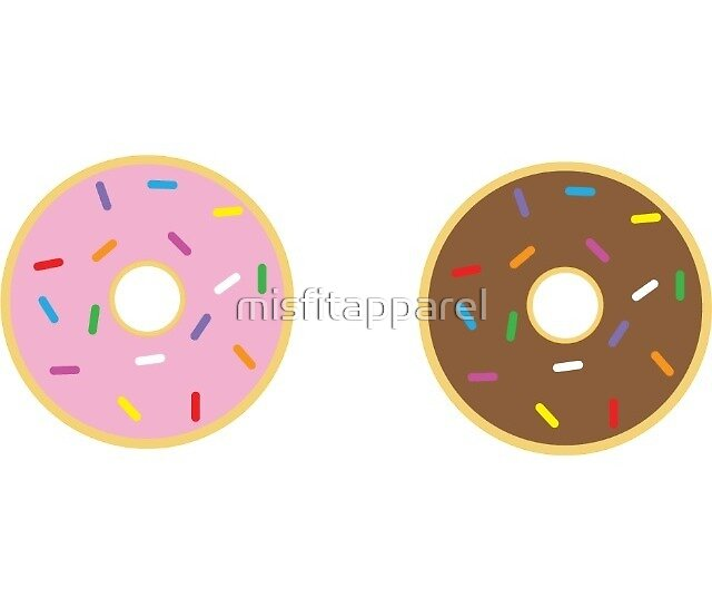 Donuts by misfitapparel