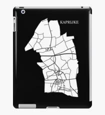 Kaprijke Wit iPad Case/Skin