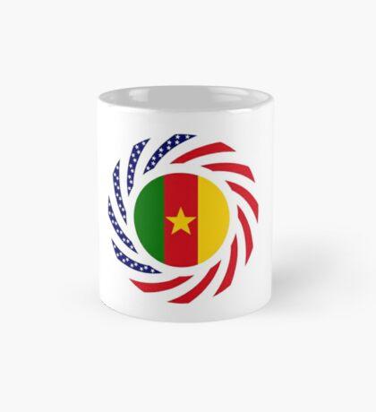 Cameroon American Multinational Patriot Flag Series 1.0 Mug