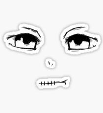 Demon's Eyes  Sticker