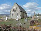 St Mary's Church, Gretna, Tasmania by Margaret  Hyde