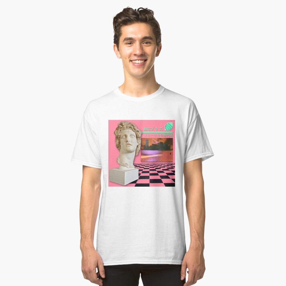 Floral Shoppe Macintosh Plus Camiseta clásica