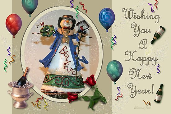 For Auld Lang Syne ~ Happy New Year! by SummerJade
