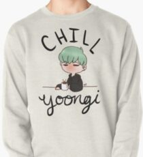 Chill Min Yoongi Pullover