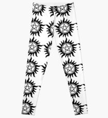 Anti Possession Sigils Leggings