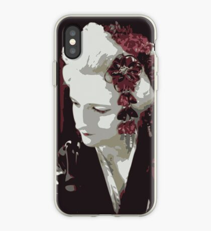 submissive Geisha iPhone-Hülle & Cover