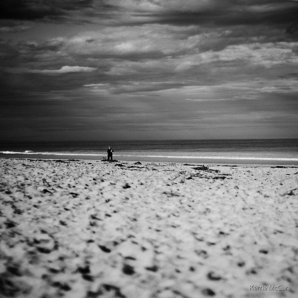 Sand and sky by KerrieMcSnap