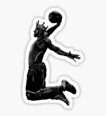 King James #1 Sticker