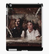 OUAT Holidays 2015 - Rumbelle iPad Case/Skin