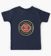 Wonderful Reel To Reel Audio Recording Kids Clothes