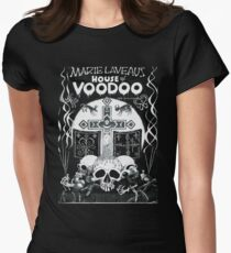 House of Voodoo Women's Fitted T-Shirt