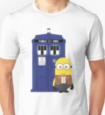 Police Box Minion T-Shirt