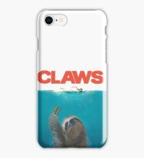 Sloth Claws Parody iPhone Case/Skin