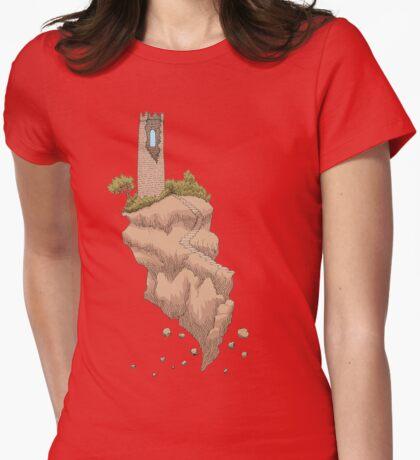 Floating Tower Island Begin Again T-Shirt