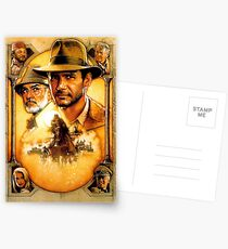 Postales Mercancía del cartel de la película