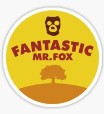 Fantastic Mr. Fox - Sticker Sticker