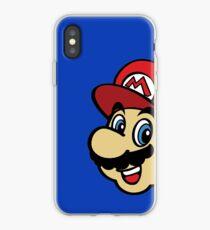 Happy Mario iPhone Case