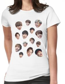 Bangtan Boys Womens Fitted T-Shirt