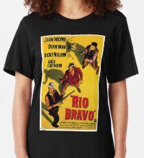 Movie Poster Merchandise Slim Fit T-Shirt