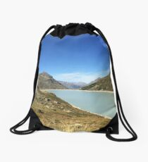 Neptunian Alps Drawstring Bag
