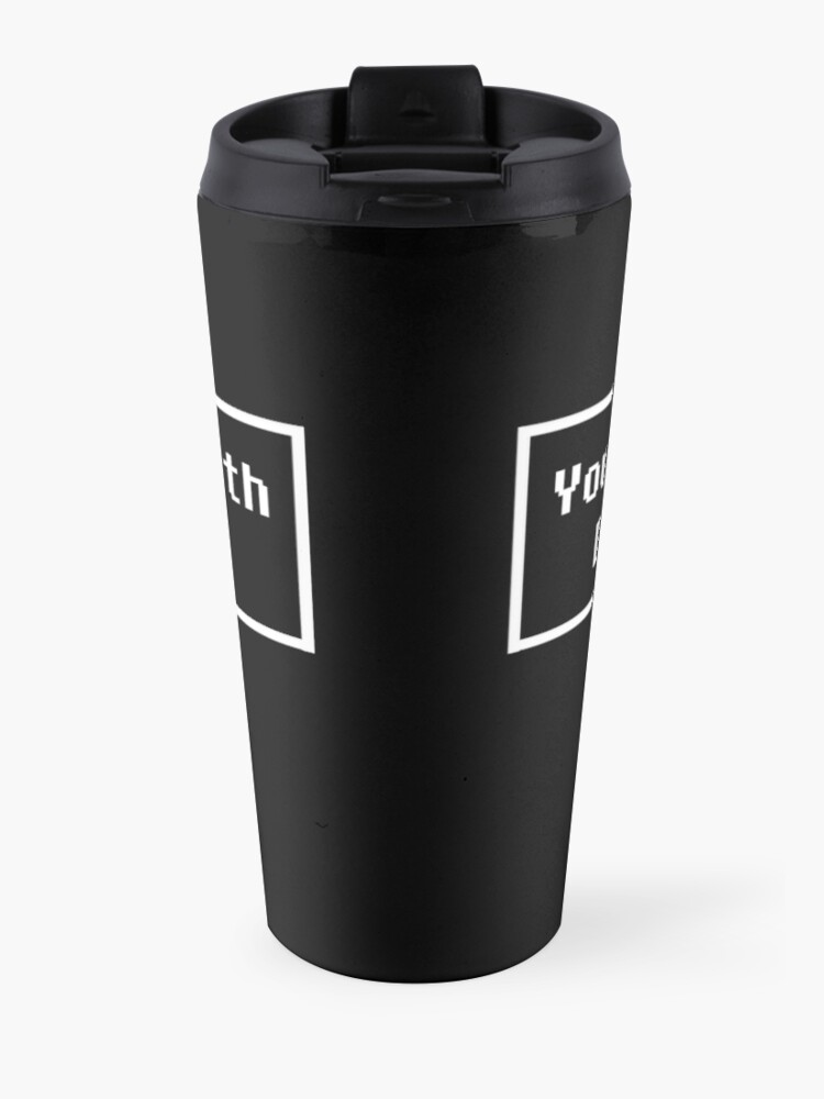 Alternate view of UNDERTALE - Determination Travel Mug