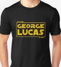 F*ck You, George Lucas T-Shirt