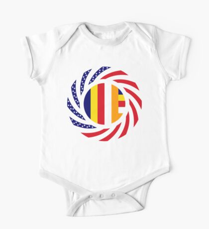 Buddhist Murican Patriot Flag Series Kids Clothes
