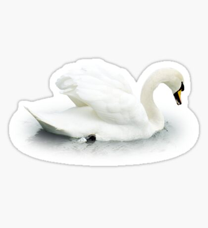 Captive Angel Sticker